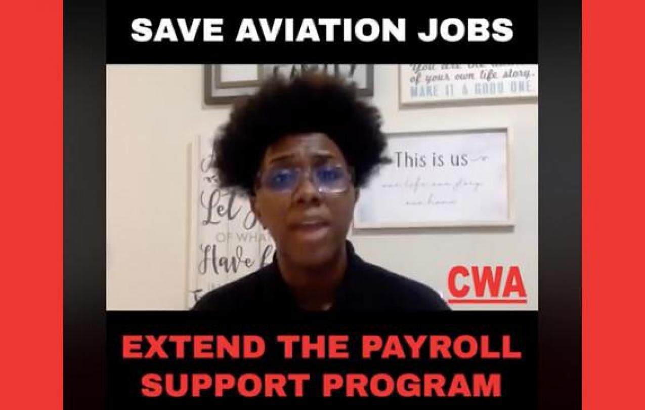 Save Aviation Jobs