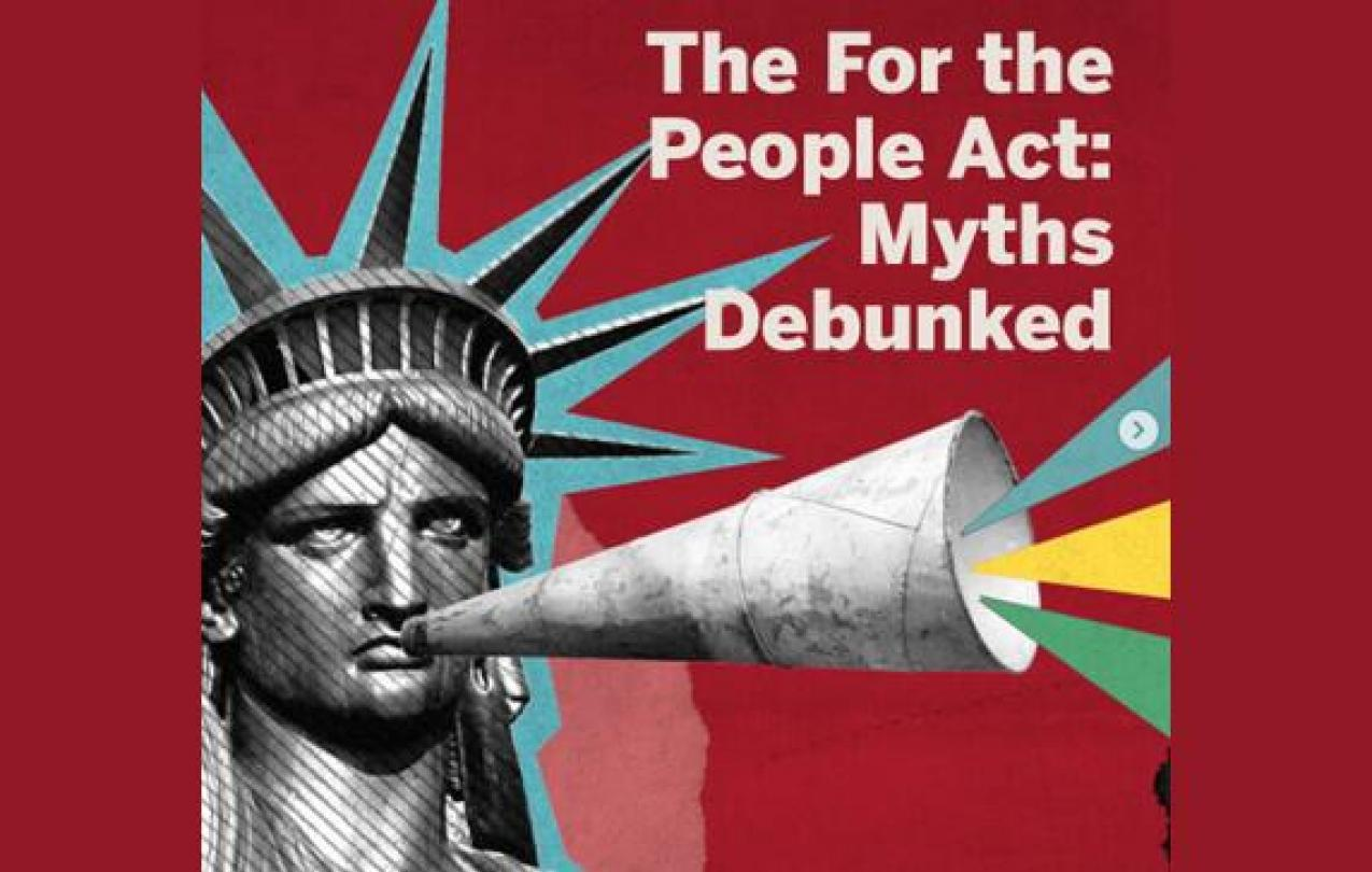 For the People Act Myths