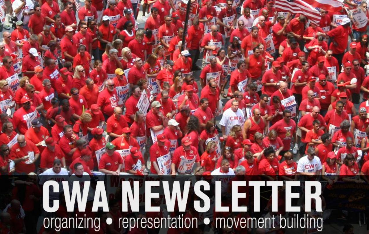 CWA Newsletter