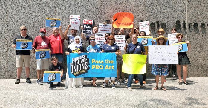 PRO Act Week of Action